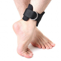 Fitness Ankle D-Ring Strap Gym Leg Thigh Pulley Lifting