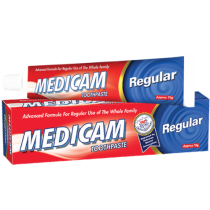 Medicam Toothpaste Regular, 70g