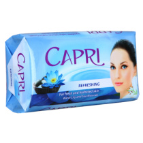 Capri Refreshing Water Lily and Sea Minerals Soap, 155g