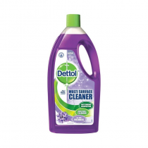 Dettol Multi Surface Cleaner, Lavender, 1000 ml