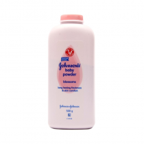 Johnson's Baby Powder, Blossoms, 500g