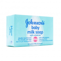 Johnson's Baby Milk Soap, 100g